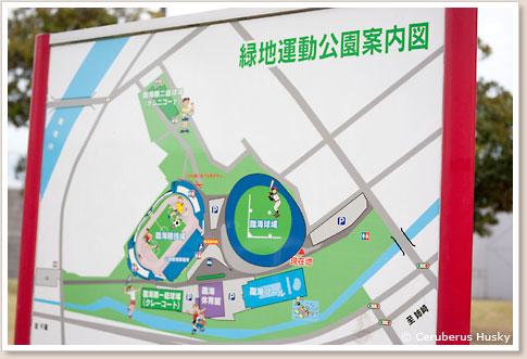 緑地運動公園
