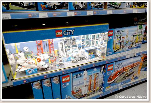 レゴ売り場